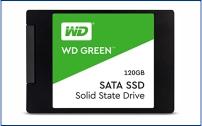 SSD DE 120 GB